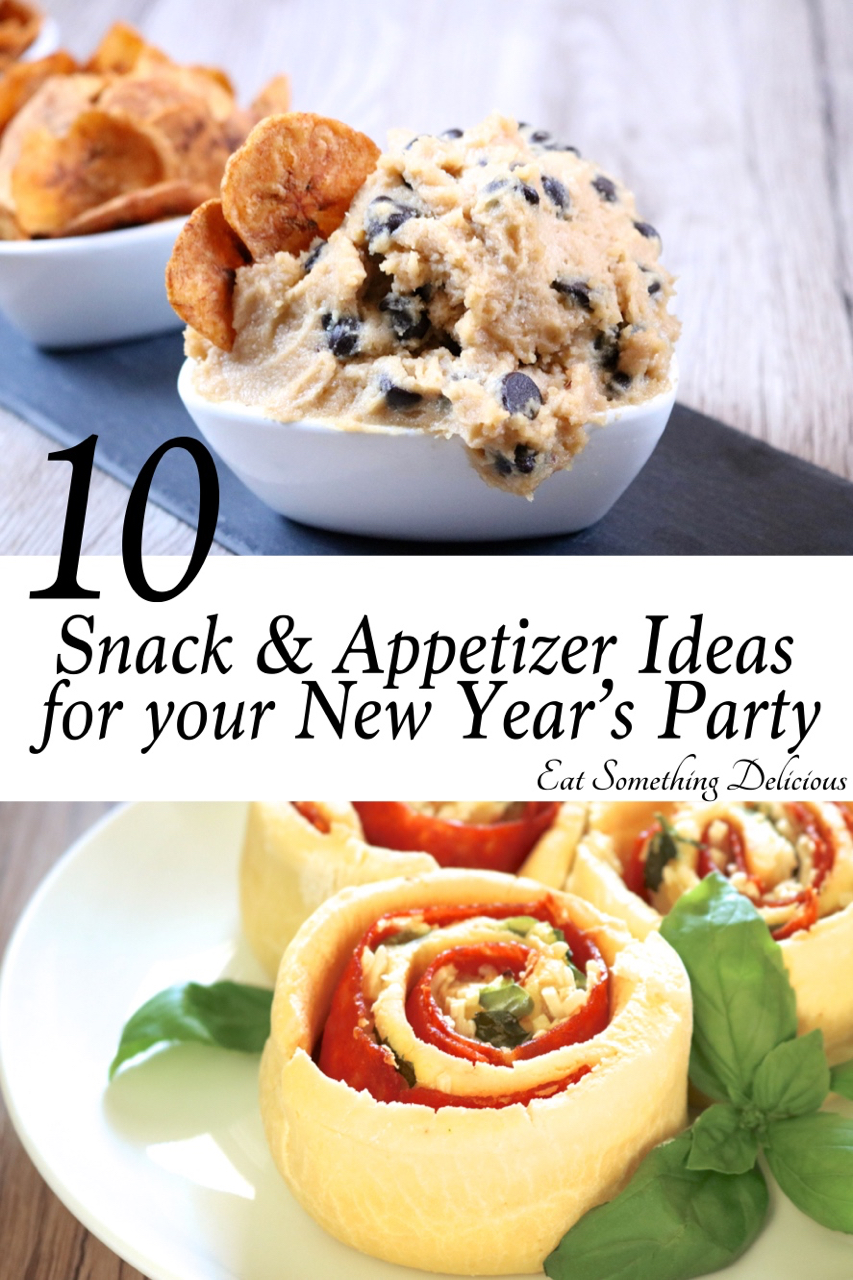 10 snack and appetizer ideas for your new year 39 s party for Appetizer ideas for new years eve party